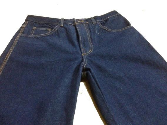 Pantalones Industriales Jeans Tres Costuras 14.5oz