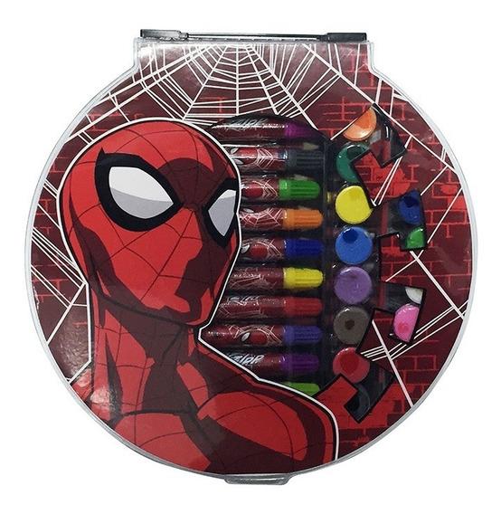 Spiderman Set D/arte 58 Pcs (ha153)