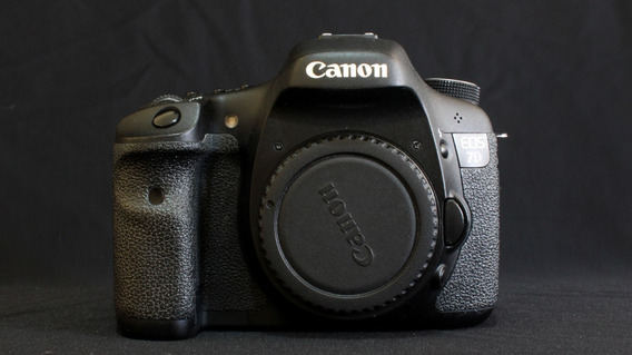 Canon Eos 7d + Compactflash Sandisk Extreme 32gb
