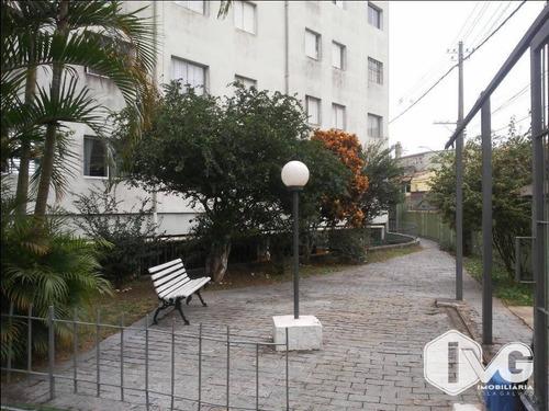 Imagem 1 de 14 de Apartamento À Venda, 60 M² Por R$ 250.000,03 - Picanco - Guarulhos/sp - Ap1986