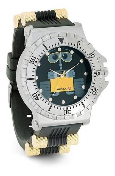 Reloj Wall E Robot Pixar Disney Caballero Original Thingeek