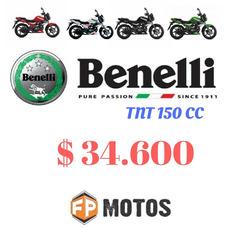 Moto Benelli Tnt 150 Cc