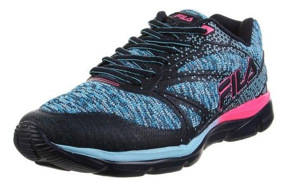 Zapatillas Fila Illusion Running Gym W Envíos Gratis