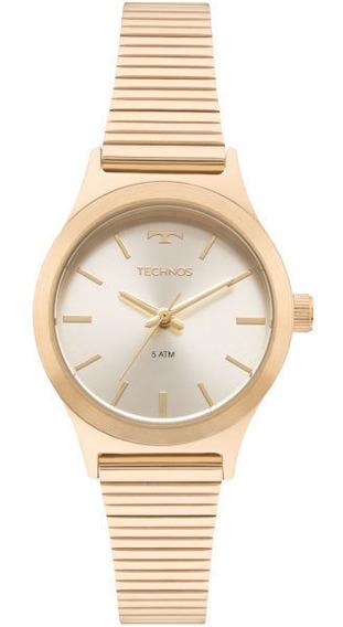 Relógio Technos Feminino 2035mmf4x