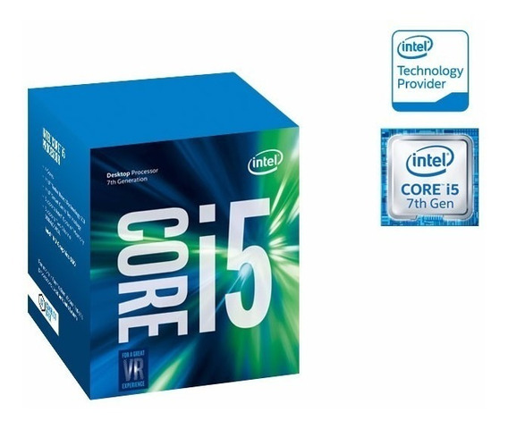 Processador Intel Core I5-7400 3.0ghz 6mb Lga1151 Kabylake