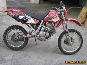 Honda Xr400r 251 Cc - 500 Cc