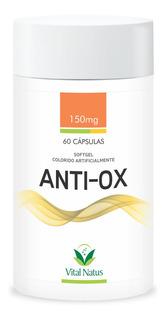 Anti-ox 60 Cápsulas 150mg Vital Natus