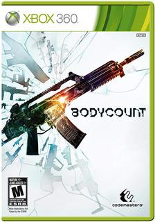 Bodycount - Xbox 360 (fisico) Id