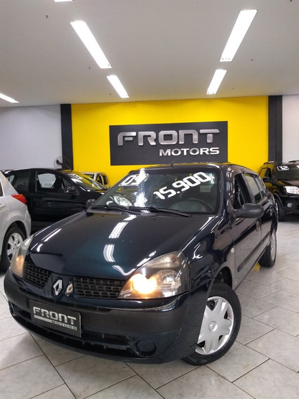 Renault Clio 1.0 Expression Sedan 16v Gasolina 4p Manual