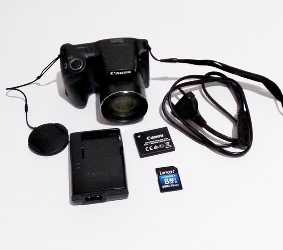 Câmera Digital Canon Sx400is Frete Grátis
