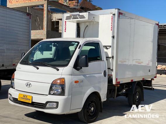 Hyundai Hr 2019 Baú Refrigerado -17 Graus Seminovo