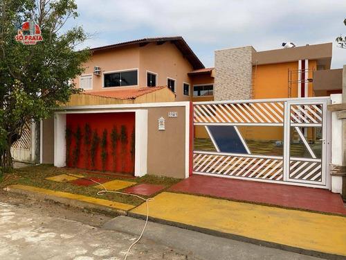 Sobrado Com 2 Dormitórios À Venda, 60 M² Por R$ 179.000,00 - Cibratel Ii - Itanhaém/sp - So0308