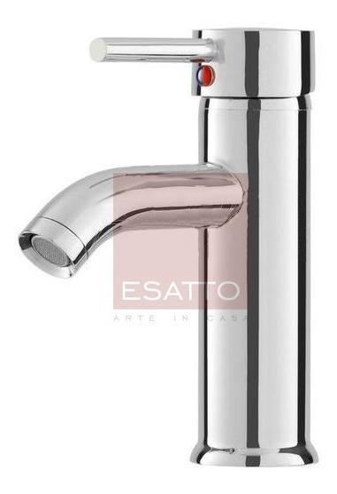 Esatto ® - Monomando Llave De Baño Bronce Cromo Gb-006