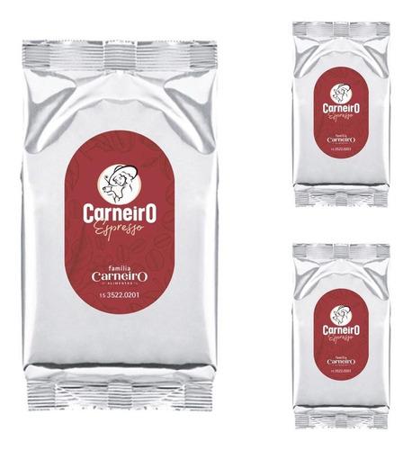 Imagem 1 de 5 de Café Expresso Em Grãos Torrado 100% Arábica 3kg - Carneiro