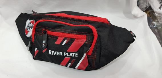 Riñonera River Plate