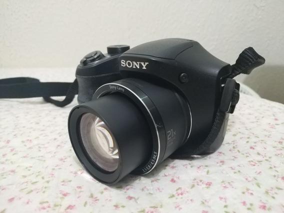 Câmera Sony Cyber-shot Dsc H100