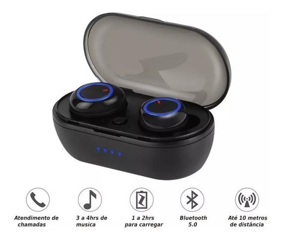 Fone Auricular Bluetooth Tws Earbuds