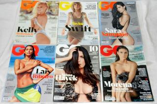 Revistas Gq Gq Style Gh Motors $40 C/u