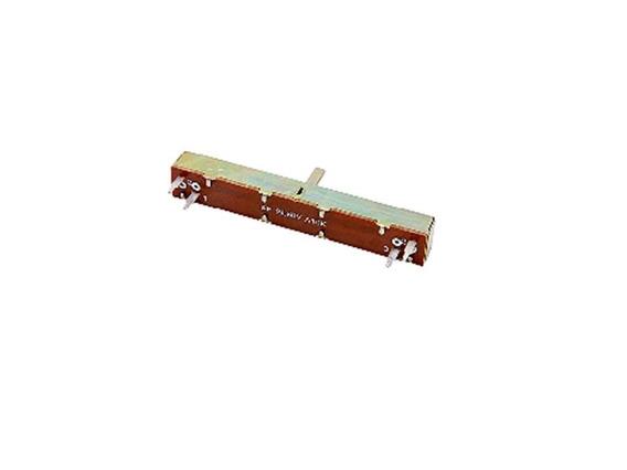 Potenciometro Desl 50kb Sl60v Eixo15mm-perc 60mm Kt C/ 5 Pçs