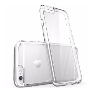 Capa Silicone iPhone 6 + Película Protetora Vidro