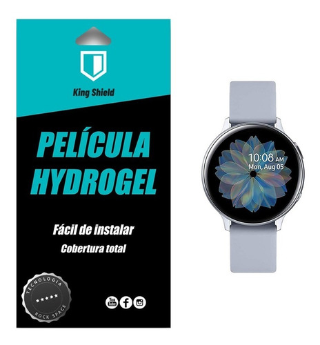 Película Galaxy Watch Active 2 (44mm) Kingshield (3x Unid)