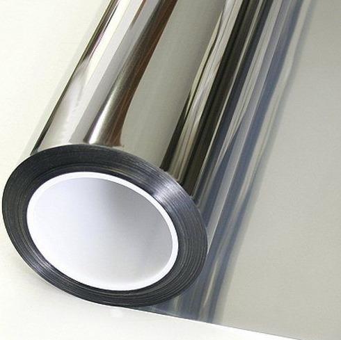 Pelicula Insulfilme Metalizado Titanium 2x 70 X7,5m G5