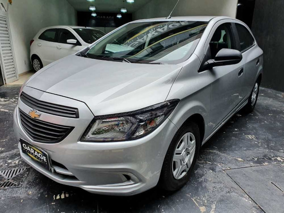 Chevrolet Onix Joy 2019 Prata