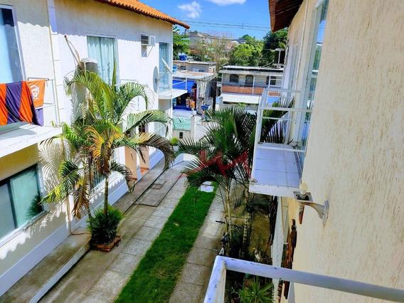 Casa Com 2 Quartos À Venda, 67 M² Por R$ 180.000 - Pacheco - São Gonçalo/rj - Ca0148