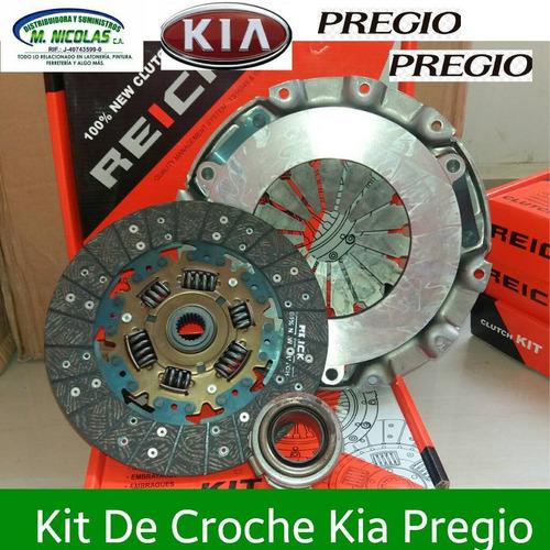 Kit De Croche Kia Pregio 3.0 2.7 Japones