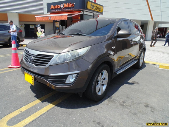 Kia New Sportage Revolution Lx 2.0 At 4x2