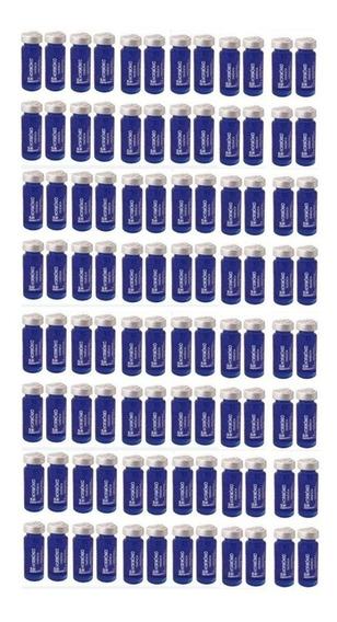100 Ampolas 2,8 Ml Cada -dermabel Essência Hormônio