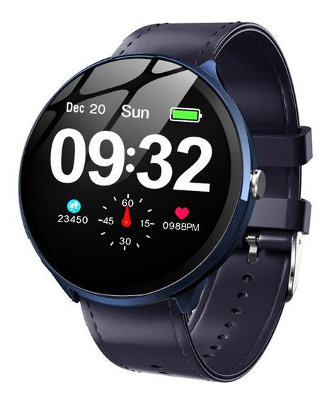 Smartwatch Bluetooth Con Presión Arterial Kospet V12w-azul