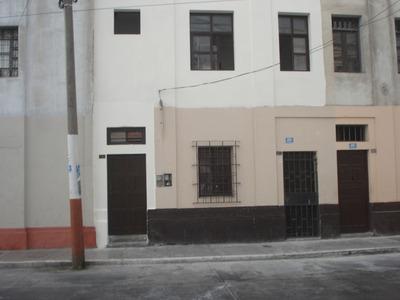 Ocasión: Casa En Venta 2do Piso En El Cercado Del Callao