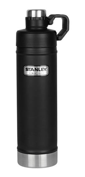 Garrafa Térmica Bebida Gelada Stanley Classic Gt Black 750ml