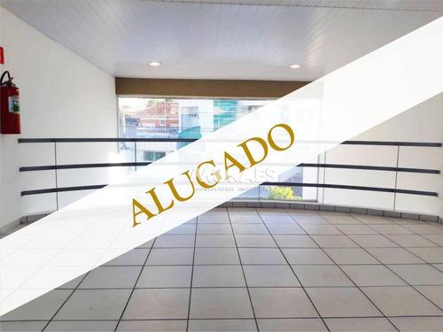 Alugado Moraes Locação - Salão , 80 M² Por R$ 2.500/mês - Vila Santa Tereza - Bauru/sp - Sl0147