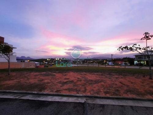 Terreno Em Condomínio Em Alphaville - Rio Das Ostras, Rj - 3185