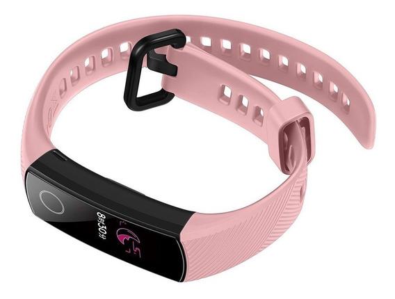 Reloj Smart Watch Huawei Honor Band 5 Envíos Desde Mexico La Versión Más Nueva En Color Rosa