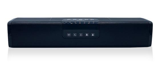 Caixa De Som Portátil Bluetooth 5.0 Com Gravador Ws-5359