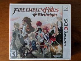 Fire Emblem Fates: Birthright 3ds Mídia Física Lacrado