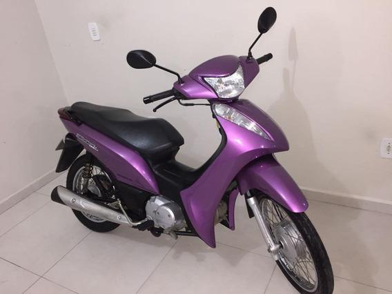 Honda Biz 125 Es Mix F.injection Rua