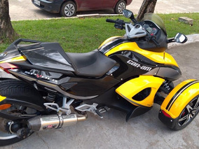 Bombardier Can-am Spyder Rs