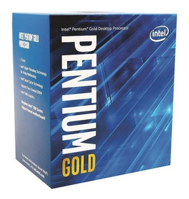 Processador Intel Pentium Gold G5400 Lga 1151 Coffee Lake