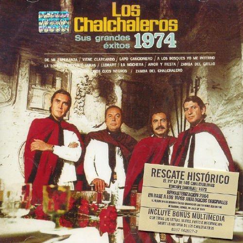 Cd : Los Chalchaleros - Sus Grandes Exitos (cd)