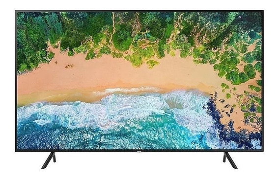 "Smart TV Samsung 4K 50"" UN50NU7100GXZD"