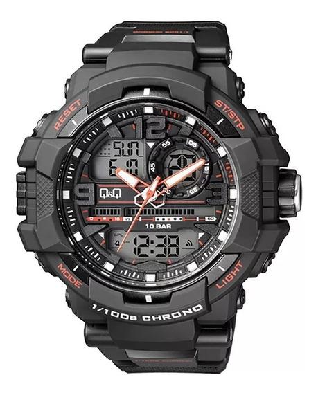 Relógio Q&q By Japan Masculino Gw86j002y C/ Garantia E Nf