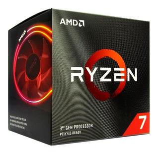 Procesador Amd Ryzen 3700x 8 Core 3.6 Ghz