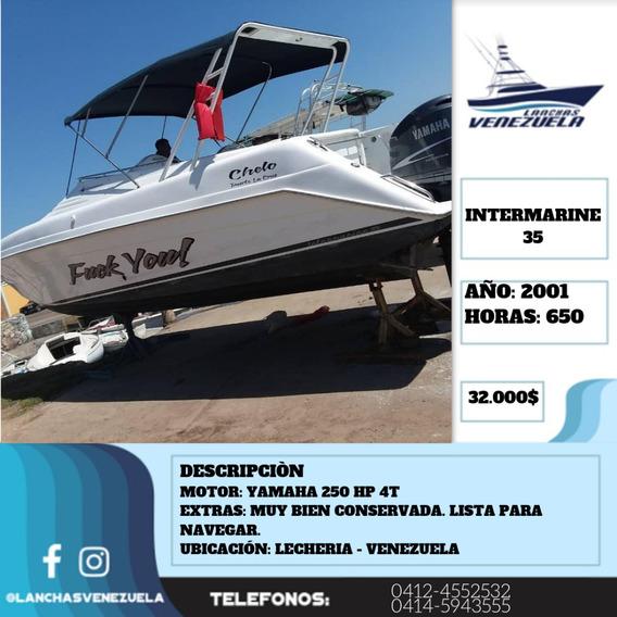 Lancha Intermarine 35 Lv348