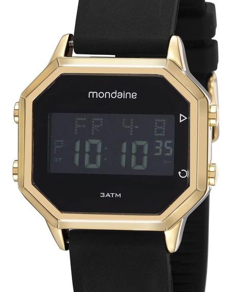 Relógio Mondaine Digital Silicone 53963gpmvdi1 Feminino C/ Nf-e