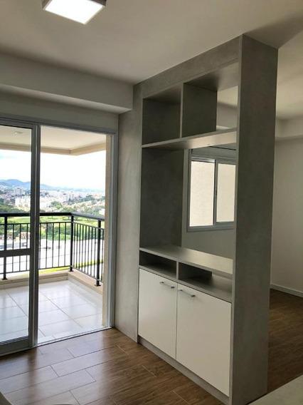 Apartamento Em Jardim Flor Da Montanha, Guarulhos/sp De 39m² 1 Quartos À Venda Por R$ 350.000,00 - Ap512372
