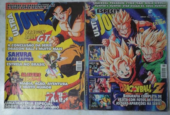 Revistas Ultra Jovem 5 E 11